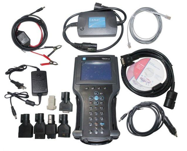 Professional GM Tech2 Auto Diagnostics Tools GM Technicians Use To Diagnose GM Vehicles