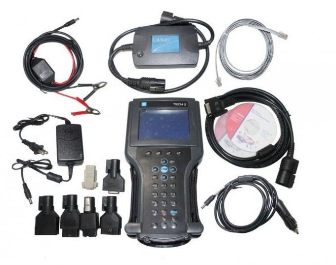 GM Tech2 GM Auto Diagnostics Tools Scanner Works for GM / SAAB / OPEL / SUZUKI/ISUZU