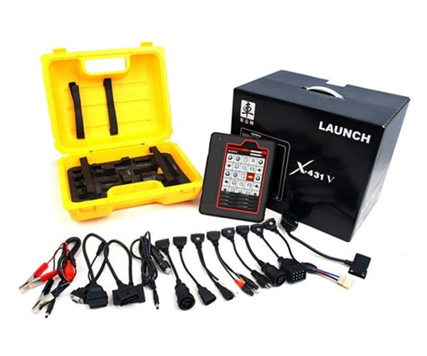 Original Launch X431 Scanner V-Series Automotive Fault Diagnostic Equipment For Android