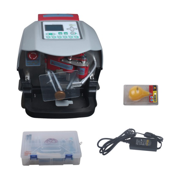 Portable Car Key Programmer , Automatic V8 / X6 Key Cutting Machine