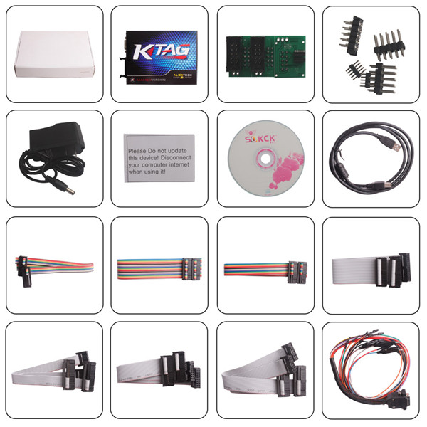V2.13 FW ECU Programmer  with Unlimited Token Get Free ECM TITANIUM V1.61