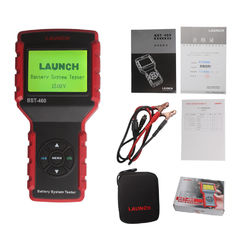 Bst - 460 Launch x431 Scanner 12v Battery Tester For Repair Vehicle