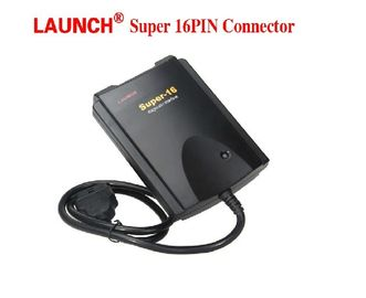 Launch X431 Scanner , Launch 16 Pin Connector With 16-Pin OBD II Style Plugs