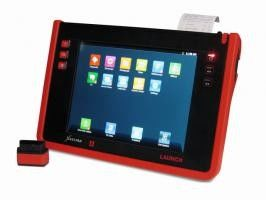 "Launch X431 Scanner , Launch X431 Pad With 9.7"" LCD Touch Screen"