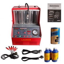 LAUNCH CNC-602A Fuel Injector Cleaner Machine & Tester 220V - Ultrasonic Cleaning