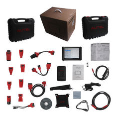 LED Auto Diagnostic Tools , Autel MaxiSys Mini MS905 Automotive Analysis System