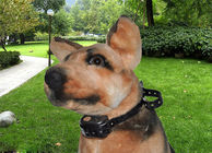 Light Weight Remote Pet Training Collar Waterproof With No Bark