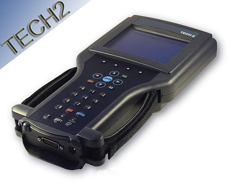GM Tech2 Auto Diagnostic Tools Scanner Working for GM / SAAB / OPEL