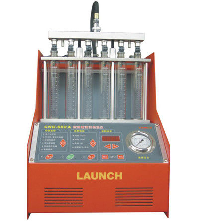 Launch CNC-602A Fuel Injector Cleaner Machine Car Tester with CE Certificate