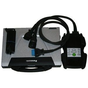 Man T200 Truck Diagnostic Tool With Electronic Brake Systems For Heavy Vehicles
