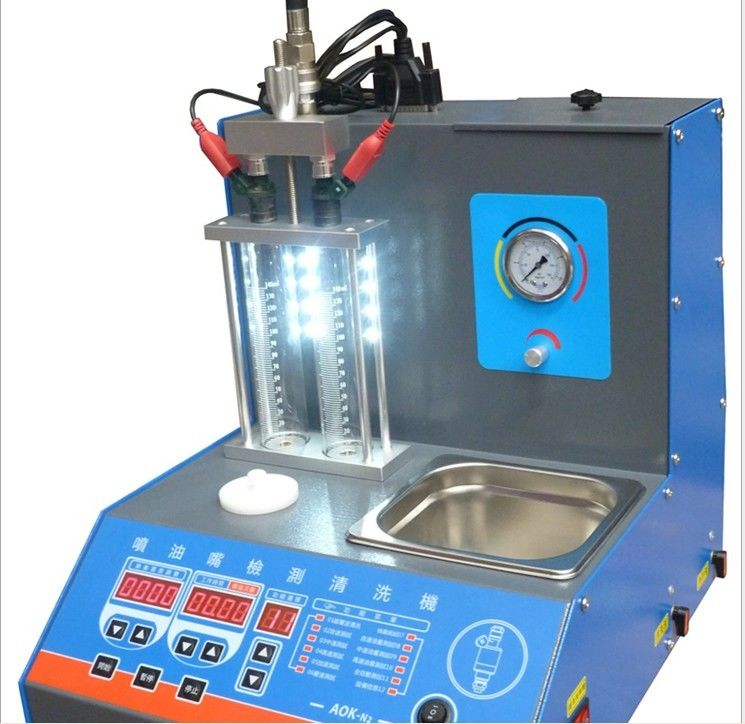 Motorcycle Fuel Injector Cleaner Machine