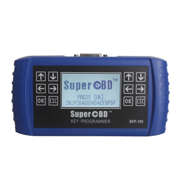 Automotive Car SKP-100 Key Programmer Handheld OBD2 For Remote / Smart Key Matching