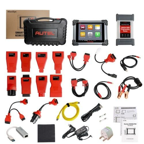J2534 Reprogramming MS908P Car Diagnostic System Autel MaxiSYS MS908 Pro Online Update