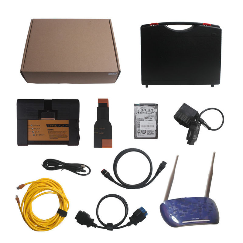 2014.7 BMW ICOM A2+B+C Diagnostic Programming Tool , WIFI Auto Diagnostic Tools