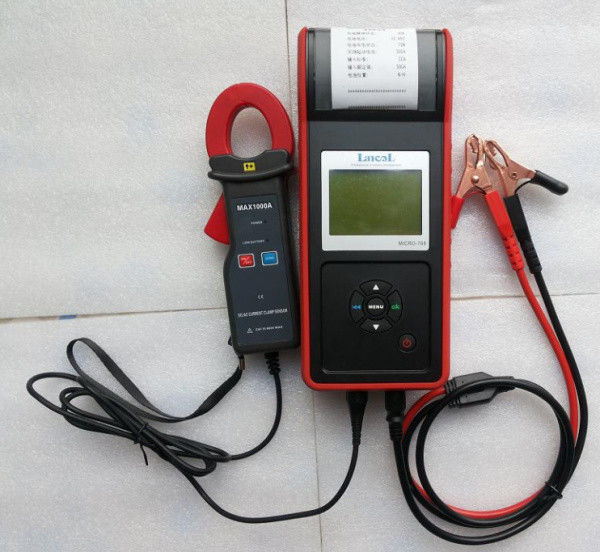 MICRO-768 auto electrical tester Battery Tester, Lead-acid battery tester
