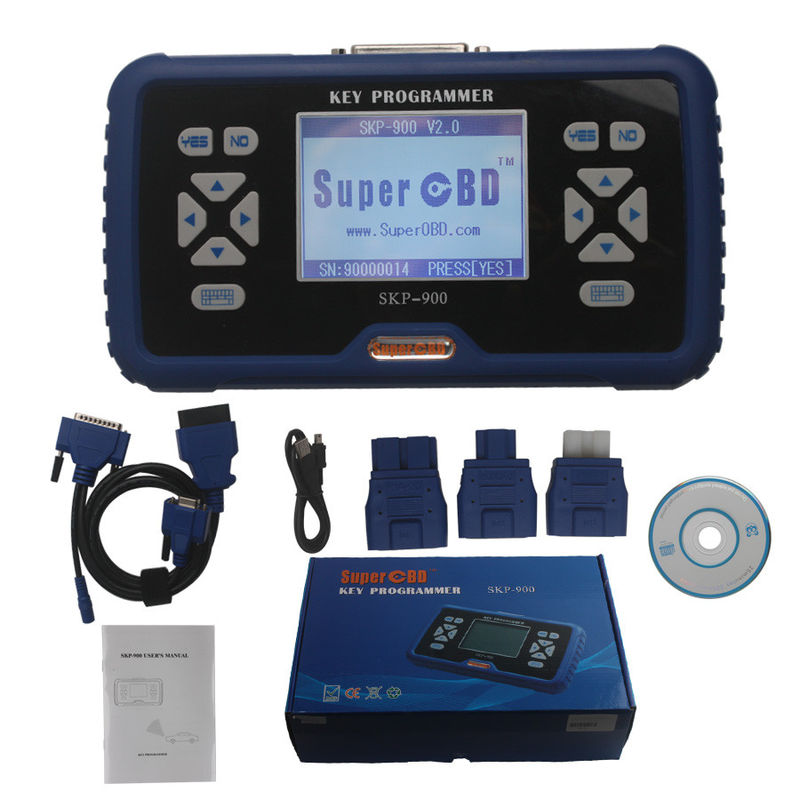 SuperOBD SKP-900 Car Key Programmer