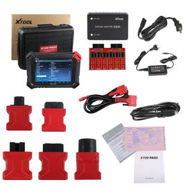 China XTOOL X-100 PAD2 Car Key Programmer Special Functions Expert with VW 4th & 5th IMMO factory