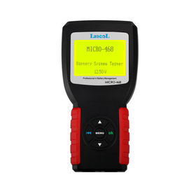 China Auto Electrical Test equipment Battery Tester Conductance Electrical System Analyzer factory