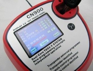CN900 4C / 4D Auto Car Key Programmer with 3.6 inch TFT LCD Display